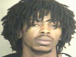 Carlos Johnson, 30, is charged with possession of narcotics, marijuana and cocaine, Jackson police say.