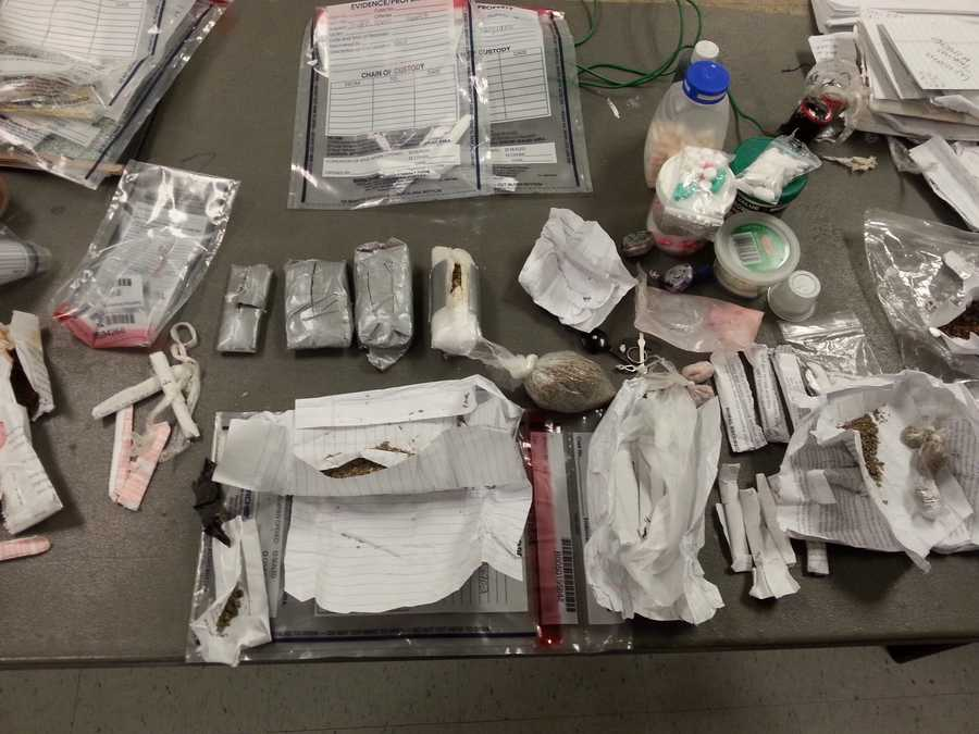 This action is one of many the agency has taken to keep contraband from getting into inmates' hands, including installing netting around perimeter fences and using body scanners, hand wand metal detectors and K-9 cell phone detector dogs.