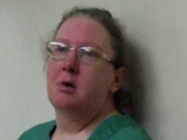 Phyllis Anderson, 47, is charged with aiding and abetting, Morton police say.