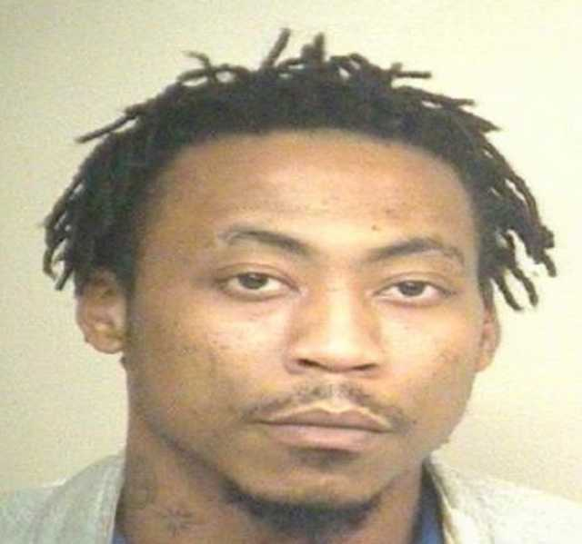 Andrew Toney, 26, is charged with business burglary, Jackson police say.