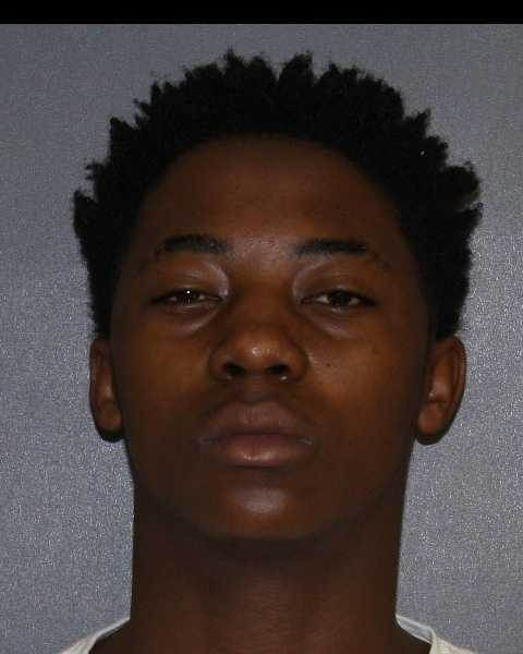 Terrandan Morris, 20, is charged with possession of a weapon on a school campus, Jackson State University police say.