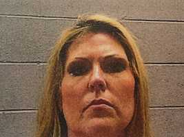 Brandy Elizabeth Stamps, 41, of Brandon, is facing drug charges, along with the other 14 people whose mug shots follow.