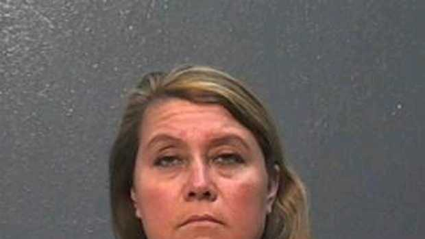 Teresa Lynette Bilbo is charged with embezzlement by trust or contract, the Jackson County Sheriff's Department says.