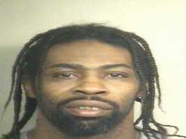 Joshua Gatherite, 43, is charged as being a convicted felon in possession of a firearm, Jackson police say.