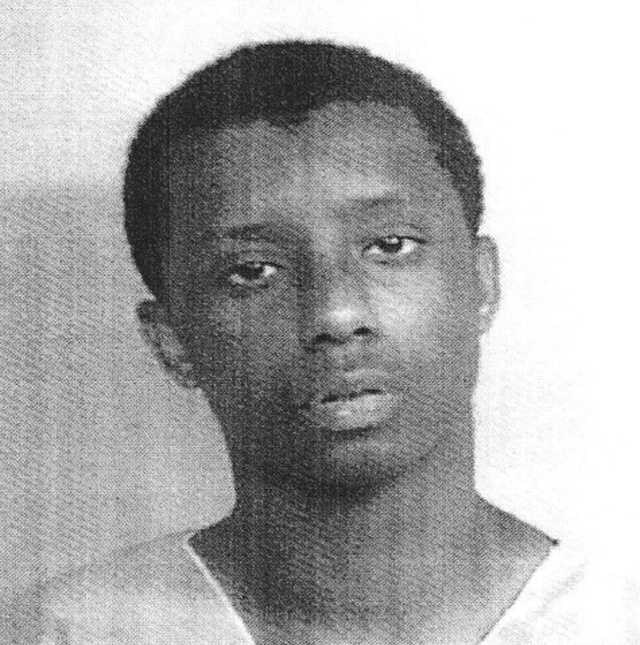 Kevin Holmes, 17, is charged with armed robbery and escape..