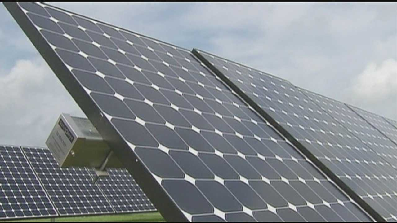 Entergy of Mississippi is testing out using solar power as electricity.