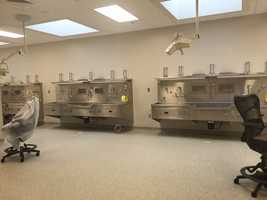 Crime lab employees will spend the next few weeks moving operations into the new facility.