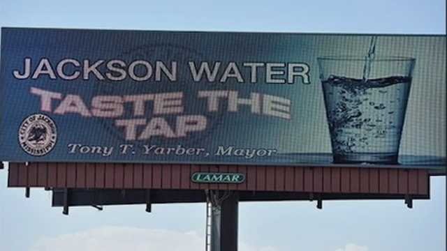 Besides fixing Jackson's water and pipes - leaders are working on promoting the city's water image.