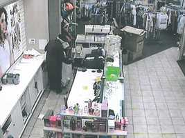 Cato at 4888 Highway 18 was burglarized on April 9 and April 21.