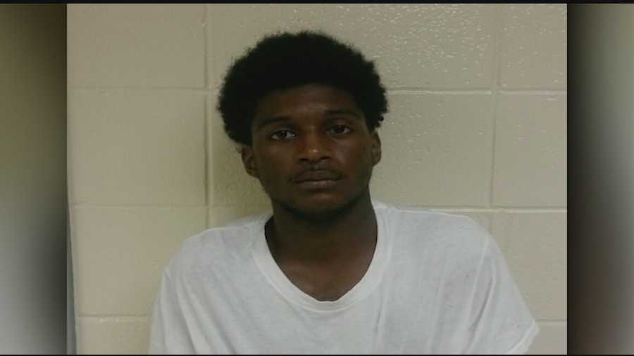 Antonio Lee, 22, is charged with introducing contraband into a correctional facility, the Hinds County Sheriff's Office says.