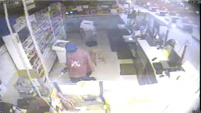 Jackson police release surveillance photos from a burglary at the Food Depot on Northside Drive.
