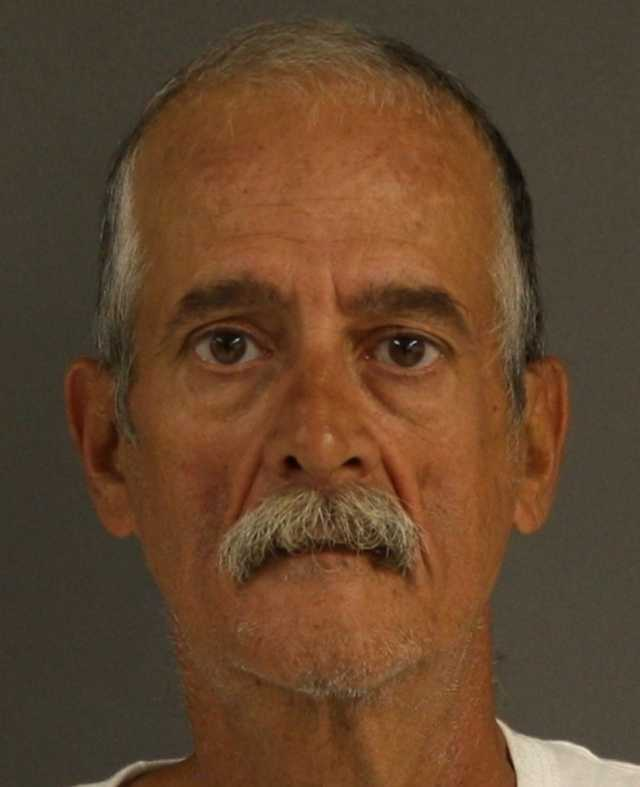 Anthony Joseph Giardina, 59, of Jackson, is charged with arson, Jackson police say.