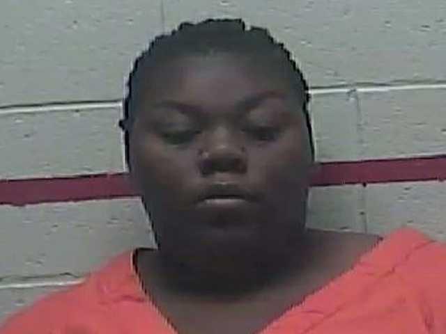 Teara Lashonda Kelley, 23, is facing burglary charges in Simpson County.