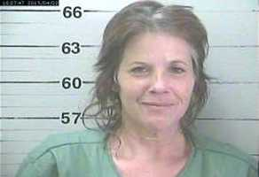 Stephanie Lynn Steele, 52, of Bay St. Louis, is charged with failing to stop for an officer and DUI.