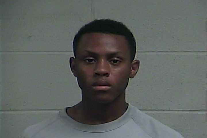 Paul Covington, 18, is charged with two counts of burglary of a place of worship, Clinton police say.