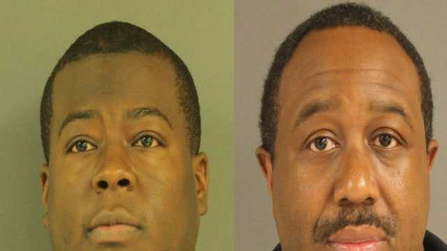 JPD accused men of helping inmates escape.