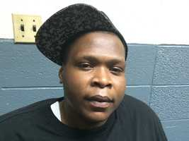 Derrick Hannah, 24, is charged with possession of cocaine, the Attala County sheriff says.