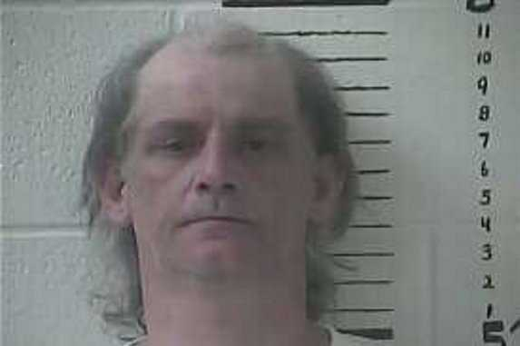 Jerry Joseph Harris, 48, is facing charges of conspiring to receive mailed packages of Spice, Bay St. Louis police say.