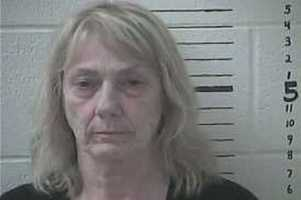 Susan Terese Boes, 65, is facing charges of conspiring to receive mailed packages of Spice, Bay St. Louis police say.