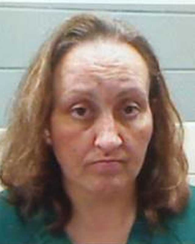 Paige D'awn Renfroe, of Scott County, is charged with larceny, the Rankin County sheriff says.