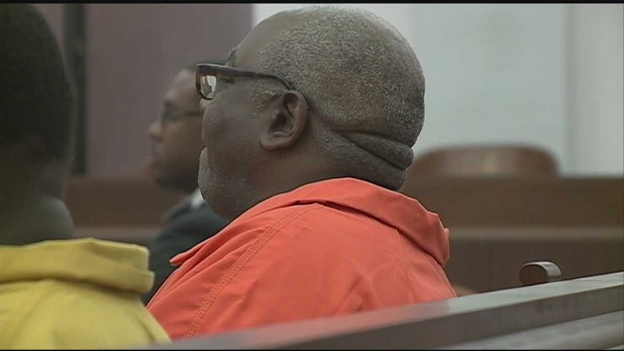 A Hinds County guard was accused of sexual assault in court today.