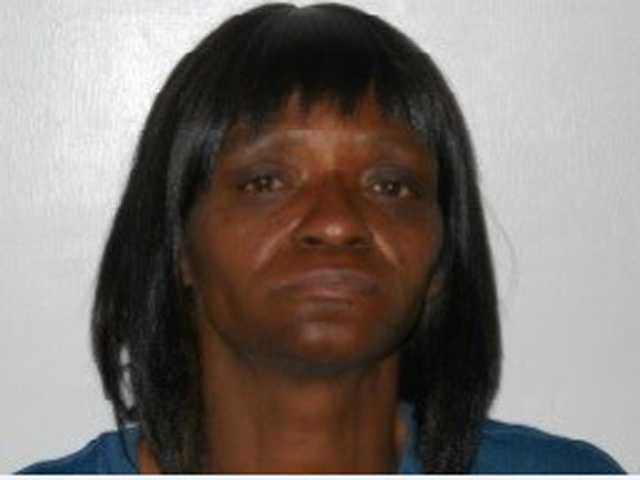 Sabrina Galloway, 48, is charged with aggravated domestic assault, Biloxi police say.
