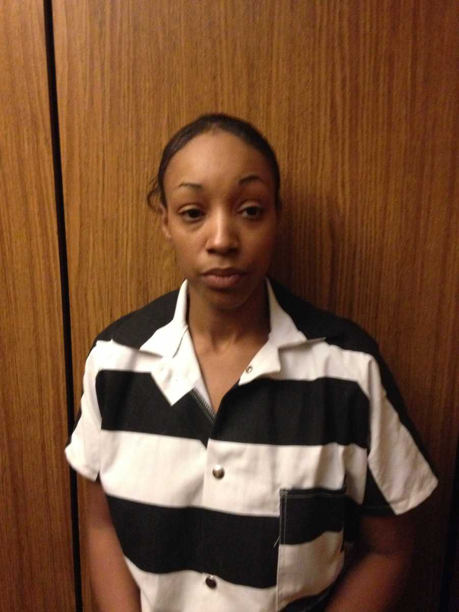 Marsha Gholar, 37, is charged with capital murder, the Smith County sheriff says.