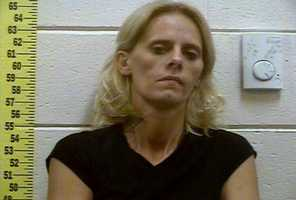 Delma Lanell Pruett is charged with accessory after the fact to capital murder.