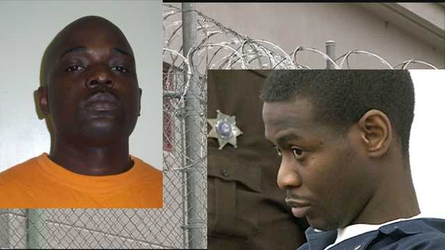 Tyrone Gardner and Raphael Graves were mistakenly released from jail, according to court records.