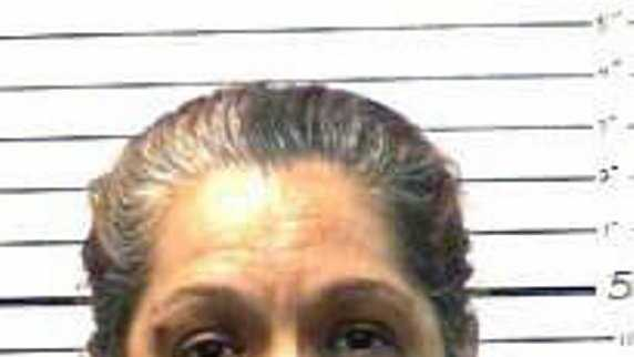 Rachel Esparza Saenz, 50, of Channelview, Texas, is charged in Mississippi with conspiracy to distribute meth.