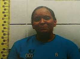 Gail Bryant is charged with two counts of sale of a synthetic cannabinoid, MBN says.