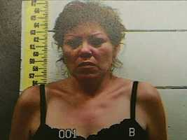 Antoinette Martinez is charged with sale of a synthetic cannabinoid, MBN says.