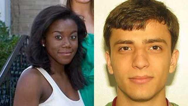 """Jaelyn DeShaun Young (courtesy Vicksburg Post) and Muhammed """"Mo"""" Dakhlalla (courtesy WTVA)"""