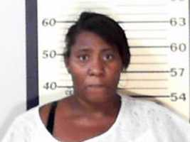Brenda Denise cross, 41, of Itta Bena, is charged with uttering forgery, Madison police say.