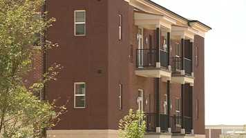 University Place is opening to students at Mississippi College.