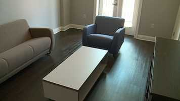 The apartment-style living space is located off Clinton Parkway and Highway 80, across from the MC campus in Clinton.