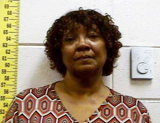 Sandra Gail Young is charged with embezzlement, the state auditor says.