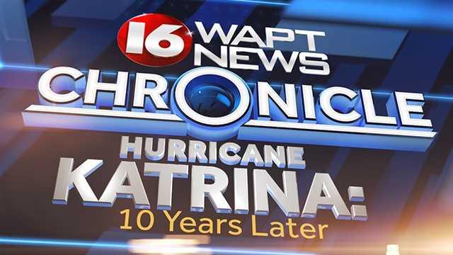 Hurricane Katrina special gfx