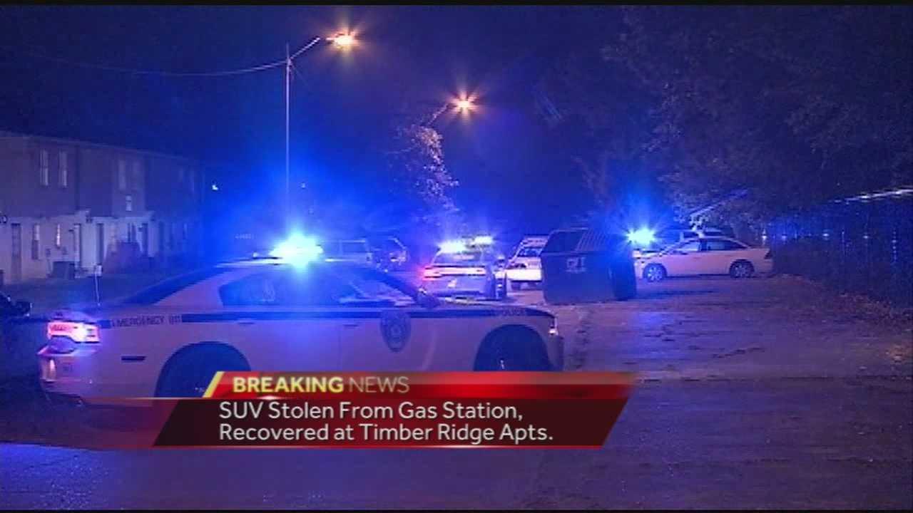Overnight Jackson carjacking