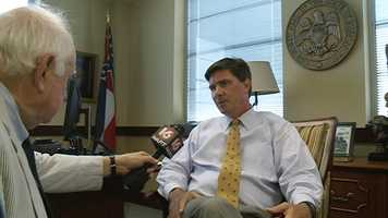 Bert interviews State Auditor Stacey Pickering.