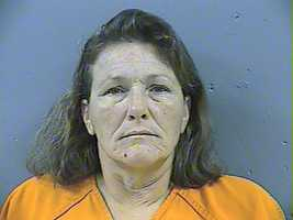 Lori Ann Hickson, 52, of Canton, is charged with exploitation of a vulnerable person, Attorney General Jim Hood says.