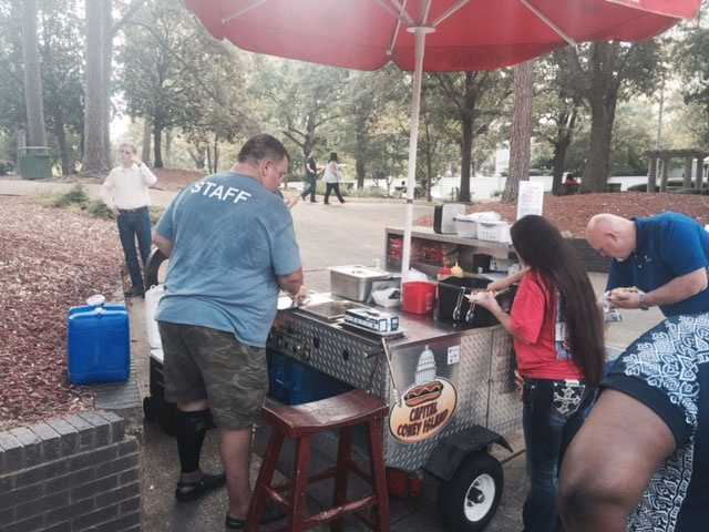 The first-ever Food Truck Friday was held Sept. 11 in downtown Jackson.
