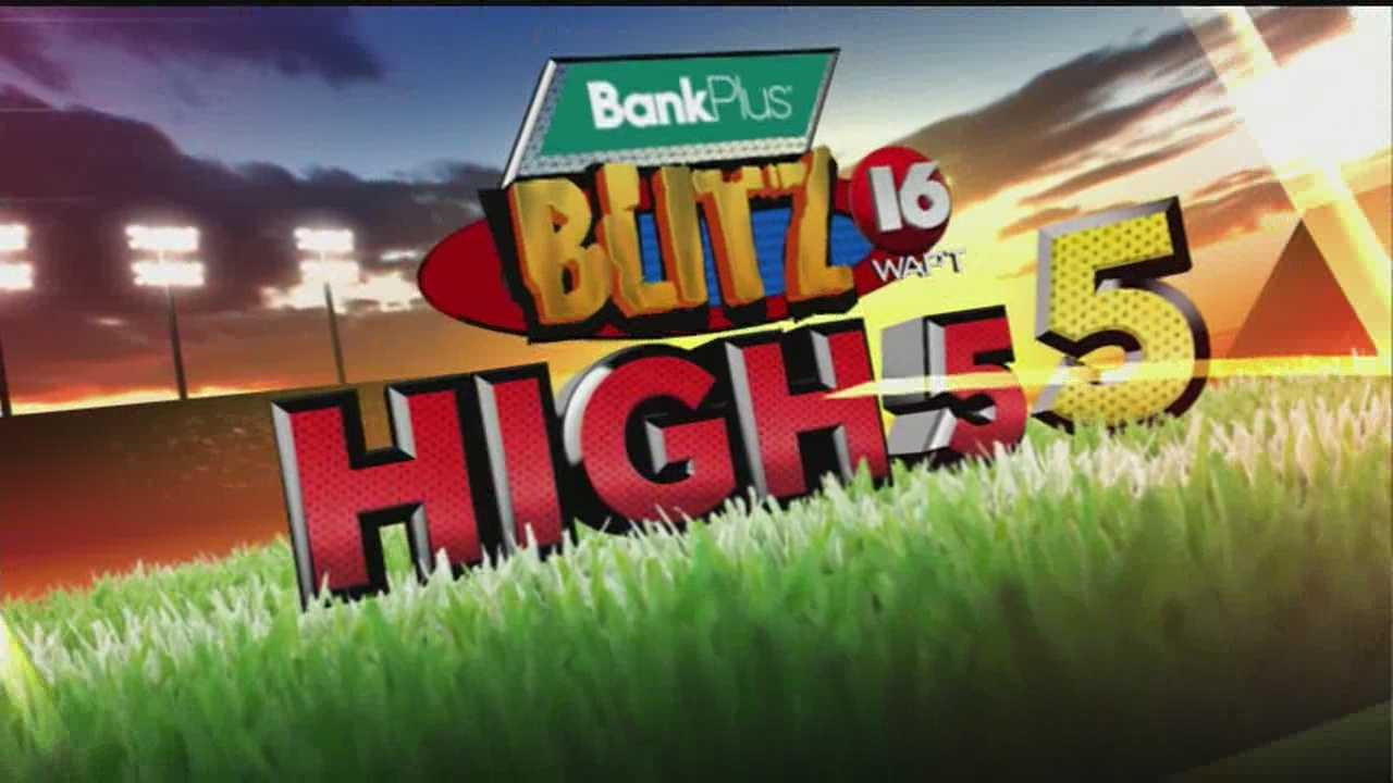 Top plays from week 4 of Blitz 16 presented by BankPlus