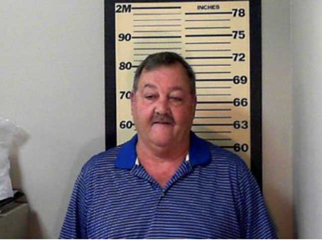 Mark Patchin, 57, of Pearl, is charged with one count of embezzlement over $1,000, Madison police say.