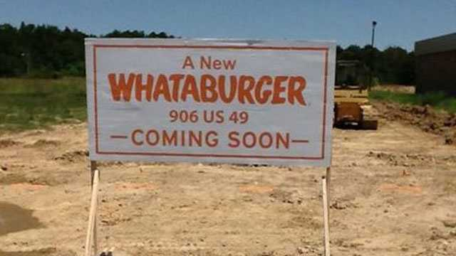 Whataburger is planning to open a Richland location in late 2015.