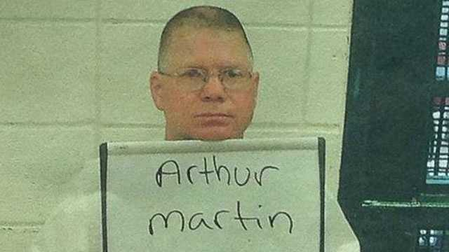 Arthur Martin is charged with photographing and filming a subject without consent under the age of 16, MBI says.