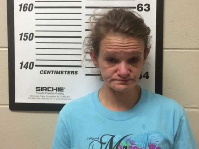 Shonda Ivey is charged with contributing to the delinquency of a minor, the Copiah County Sheriff's Office says.
