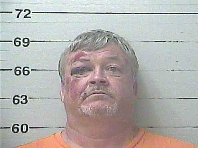 Roy Welford Neely, 47, of Florence, is charged with first-offense DUI, resisting arrest, disorderly conduct and simple assault on a law enforcement officer, Biloxi police say.