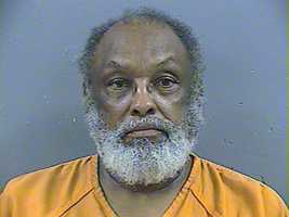 Willie James Johnson, of Madison County, is charged with murder, El Paso, Texas, police day.