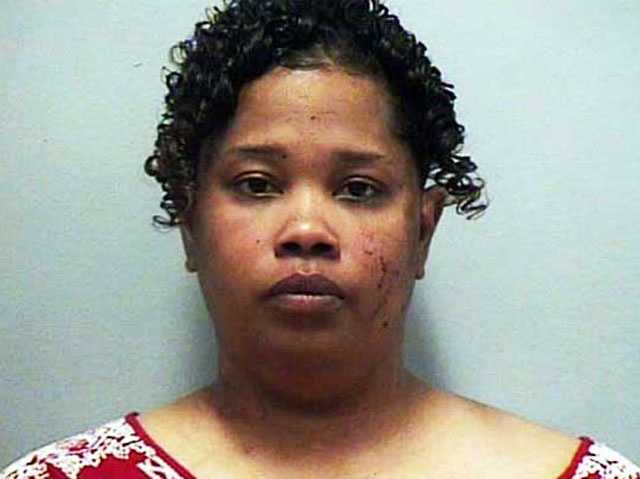 Kvonya Moore, 41, of Greenville, is charged with first degree murder, Greenville police say.